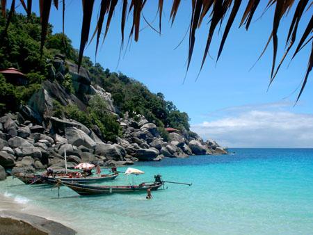 Koh Tao Thaïlande