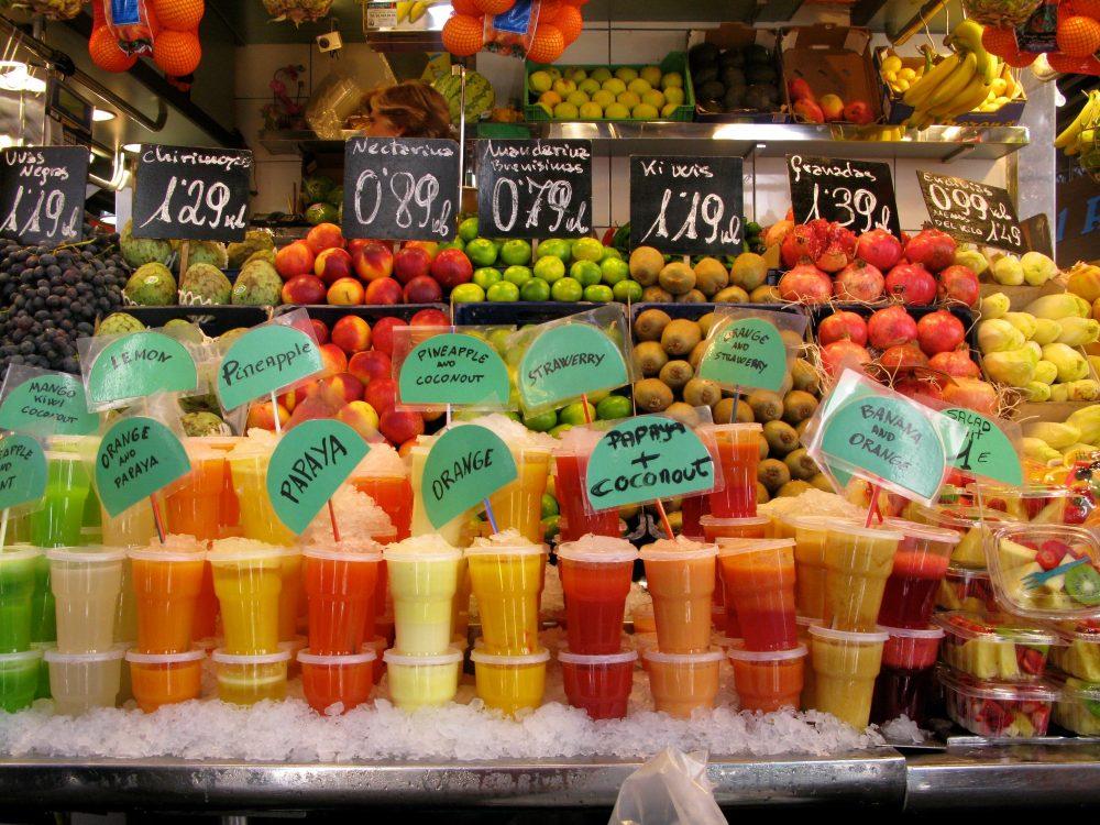 marché boqueria barcelone