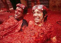 festival tomatina