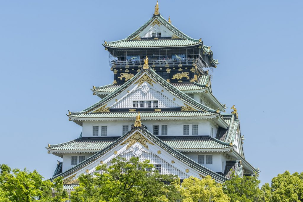 chateau-japon