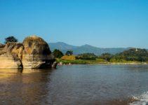 Thailand Mekong River River Asia Chiang Kong